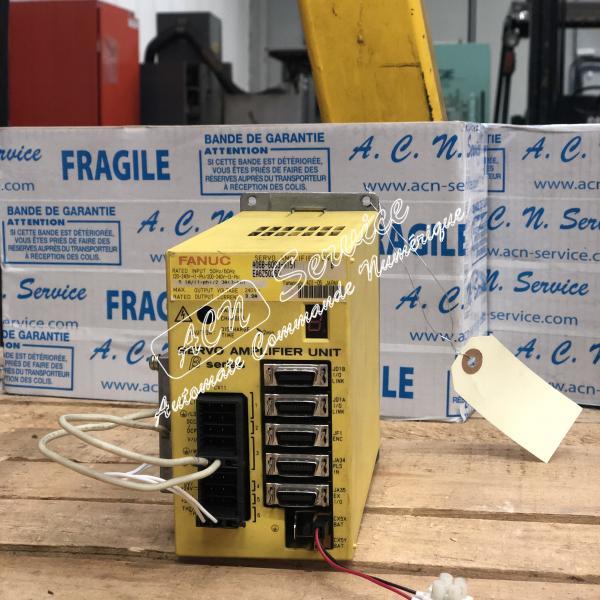 Fanuc Servo Amplifier Unit A06B-6093-H151
