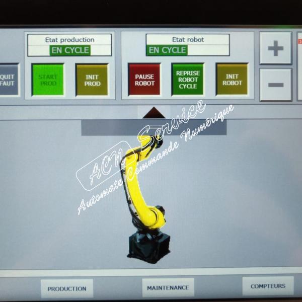Robot de chargement